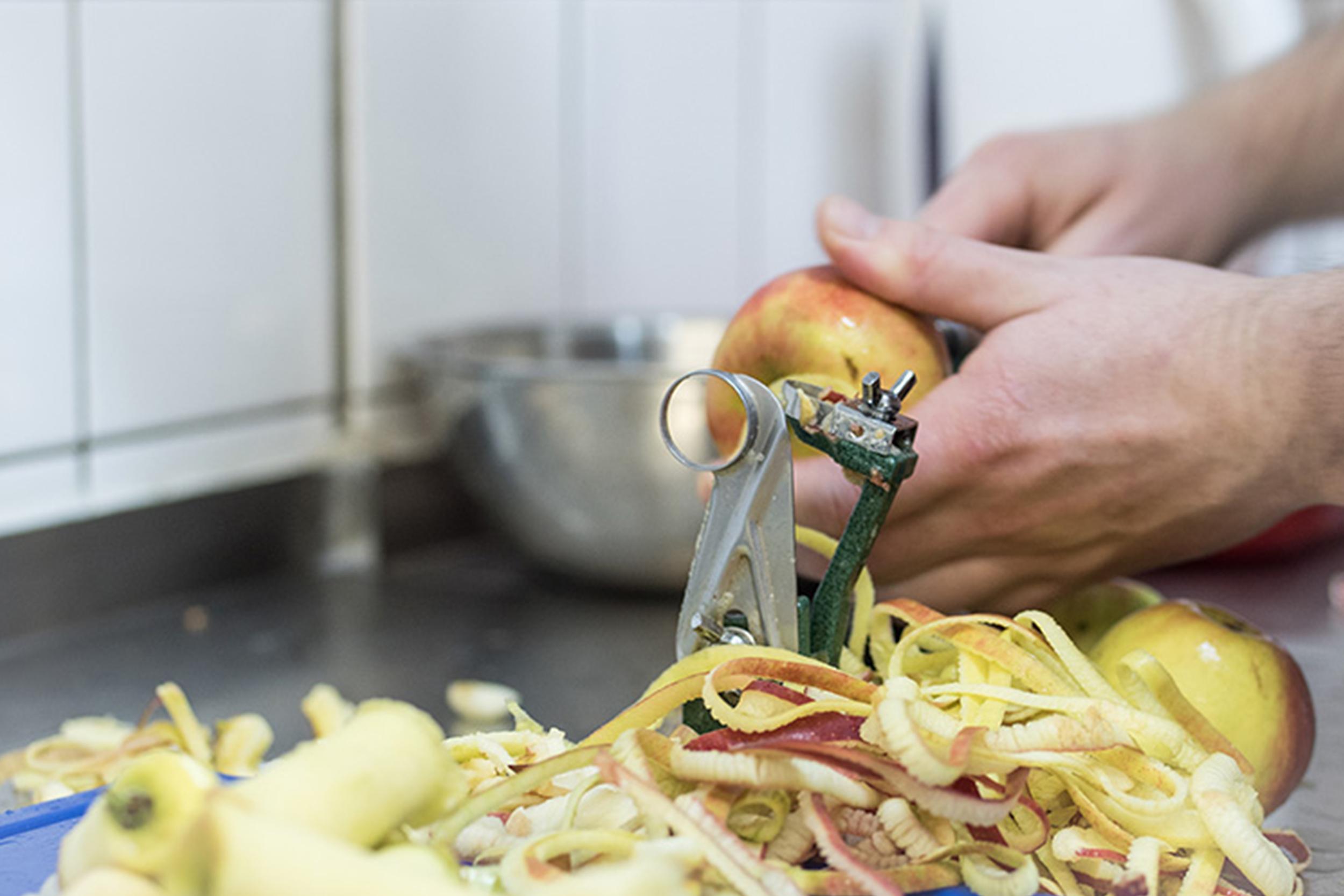 Aufstehen gegen Lebensmittelverschwendung